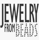 Jewelry from beads, logo